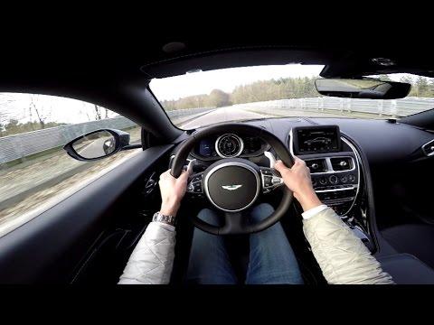 POV Drive: 2017 Aston Martin DB11