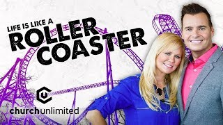 How to Speed Up Your Wait - Life is Like a Roller Coaster