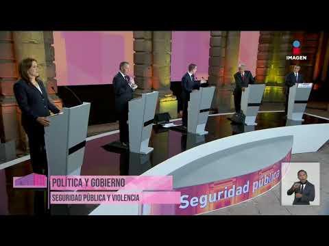 ¿Qué medidas tomará Ricardo Anaya como presidente de la República para combatir la violencia?