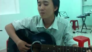 Dấu Chân Địa Đàng - Thầy Đinh Ngọc Huy -  Lớp Nhạc Dấu Chấm Đen (dạy guitar quận 9 - Thủ đức)