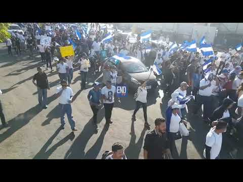 Policía de Nicaragua niega permiso a empresarios para marchar