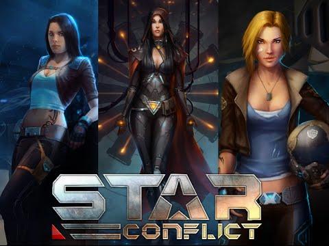 скачать 3d игры шутеры - ИГРАТЬ в Star Conflict