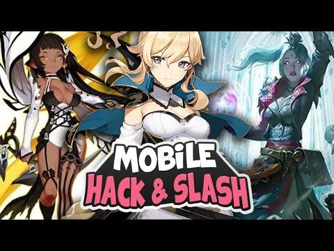 Top Ten Upcoming Mobile Hack And Slash & ARPG Games 2020   SKYLENT