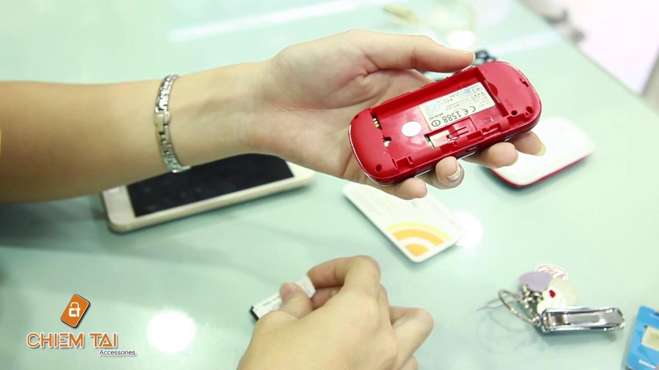 [Chiếm Tài Mobile] - Thiết bị phát wifi từ sim 3G/4G, Softbank 102Z,  Softbank 007z, ZTE MF30
