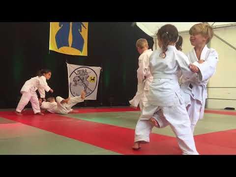 Kinder Judo