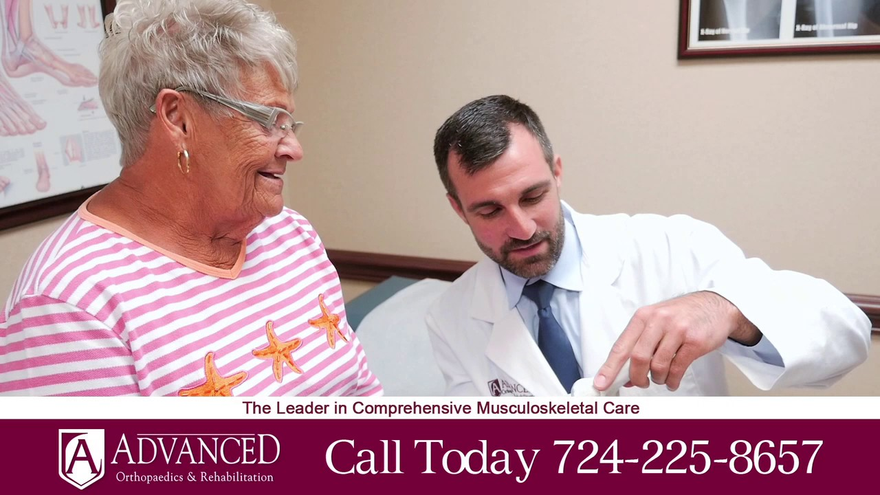 Our Providers | Advanced Orthopaedics & Rehabilitation