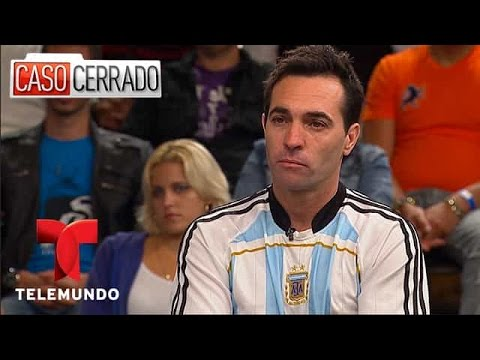 Hermana argentina con novio inglés, Casos Completos | Caso Cerrado | Telemundo