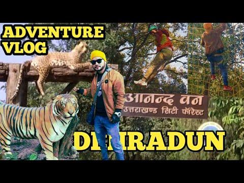 Download ANAND VAN DEHRADUN   URBAN FOREST DEHRADUN   UTTARAKHAND CITY FOREST   JUNGLE ADVENTURE VLOG