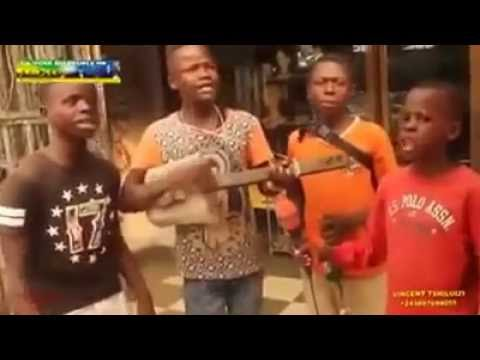 Best of Congolese Street music - What a talent