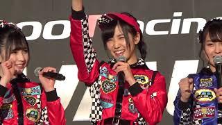 2017年12月10日に富士スピードウェイで行われたチーム8ステージ2回目の...