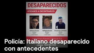 Policía de Jalisco: italianos desaparecidos tenían antecedentes  - En Punto con Denise Maerker