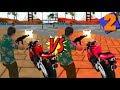 ► Vegas Crime Simulator vs Vegas Crime Simulator 2 (Naxeex LLC) gameplay competition