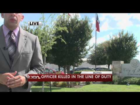 Suspect runs over Texas officer with squad, kills him