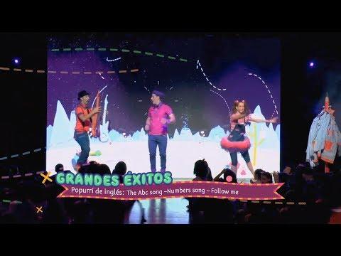 Pica-Pica - Popurrí de inglés (The ABC Song - Numbers Song – Follow Me) (En Vivo - Grandes Éxitos)