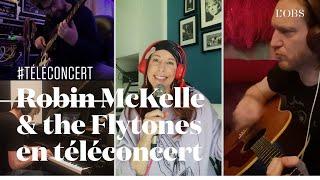 Le jazz soul et féerique de Robin McKelle &The Flytones en téléconcert