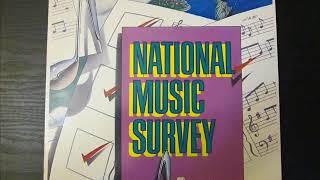 National Music Survey (Opening Segment) [January 17, 1988]