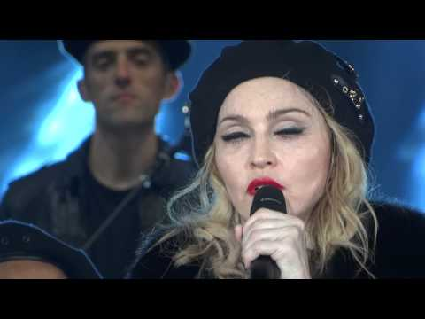 Madonna - Speech Pussy Riot (Russia, Moscow 07/08/2012)