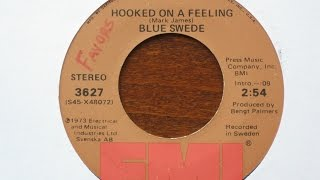 Hooked on a Feeling - Blue Swede - EMI Records 3627 thumbnail