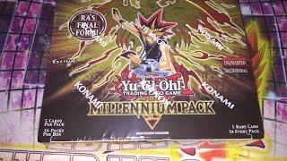 Yugioh Millennium Pack 2016 Opening TCG English!