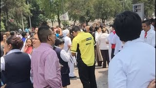 Terremoto México 19 septiembre 2017