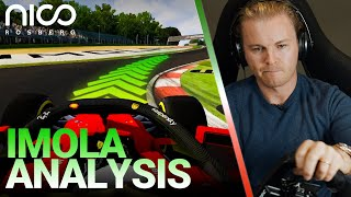 How to Master the Imola F1 Track | Nico Rosberg