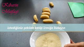 İrmikli kesme tatlısı tarifi -  İrmik kesmesi tatlısı nasıl yapılır - Şerbetli tatlı tarifleri