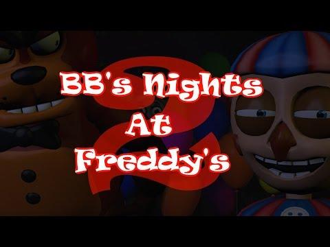 [SFM FNAF] BB's Nights At Freddy's 2