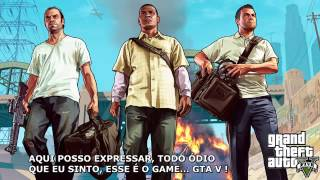 vuclip Rap do GTA V   Som dos Games