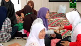 Pilihan Games Indoor - Games Tangkap Apel (Pesantren Kilat SMPN 5 Pku)