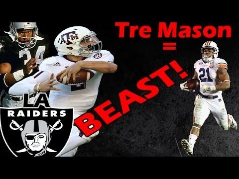 TRE MASON IS A BEAST   L.A Raiders Connected Career   MADDEN 25