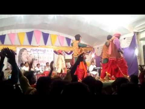 Kinwa nai mangaw mai ha alka chandrakar show on shivnath river