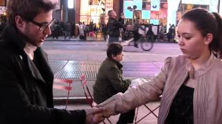 vuclip Street Hypnosis - Handshake Girl Take Off Clothes
