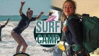 I *kinda* Learned How to Surf!! Spot X and Yamba Australia Backpacking Vlog ✨