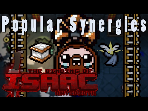 The Binding of Isaac Antibirth | Heavens Above Us | Popular Synergies!