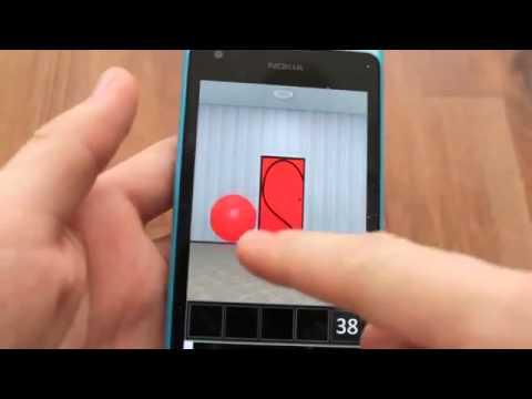 Прохождения игры Doors на Windows Phone (38 уровень)