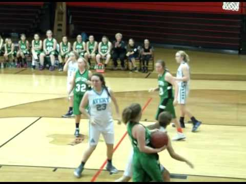 Cranberry Middle School vs  Avery Middle School Basketball