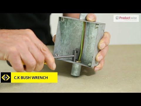 Productwise: The C.K Bush Wrench