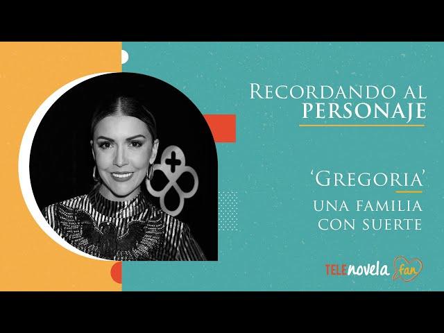 Exclusiva: Haydee Navarra nos platica sobre su personaje 'Gregoria' en