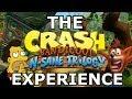 THE CRASH BANDICOOT EXPERIENCE