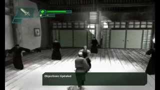 The Matrix: Path of Neo PC Walkthrough Part 2