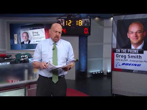 Boeing CFO: Buyback Confidence | Mad Money | CNBC