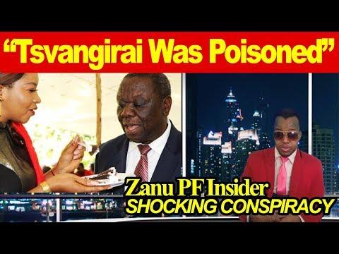 Tsvangirai was Poisoned, Zanu PF Insider , THE INSIDE STORY