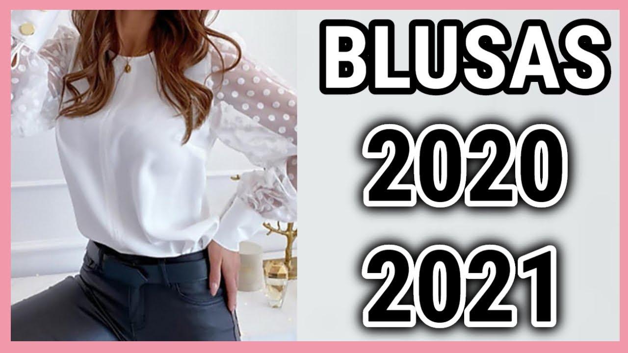 Blusas De Moda 2020 2021 Las Blusas En Tendencia De Moda Mas Bonitas Y Elegantes Fashion Love Youtube