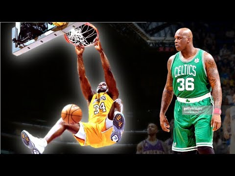 """NBA """"I'm Not What I Used To Be"""" Moments"""