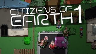 Citizens of Earth: Gameplay - Part 1