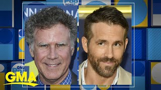 Will Ferrell and Ryan Reynolds are developing a movie version of 'A Christmas Carol'