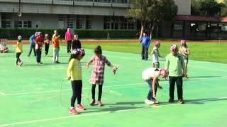 花式跳繩表演