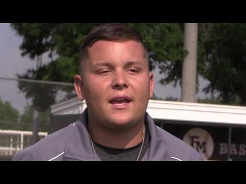 Athlete Spotlight: Brian Spradlin from Fort Meade Middle Senior High School