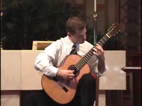Steve Sloan- Gavotte en Rondo (J.S. Bach)