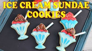 "Ice Cream Sundae Cookies, Haniela""s"